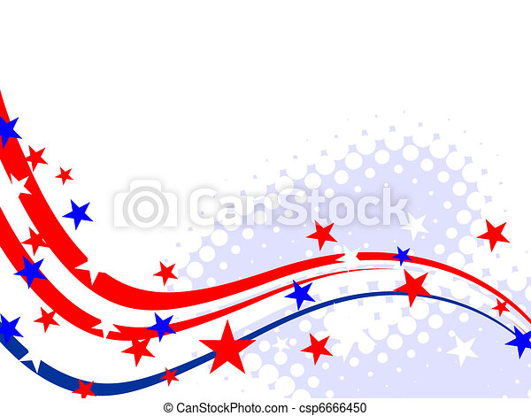 4th july - Independence day - csp6666450