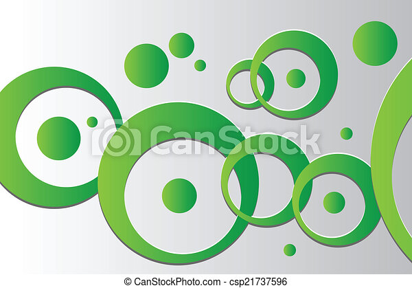 Abstract background with vector elements - csp21737596