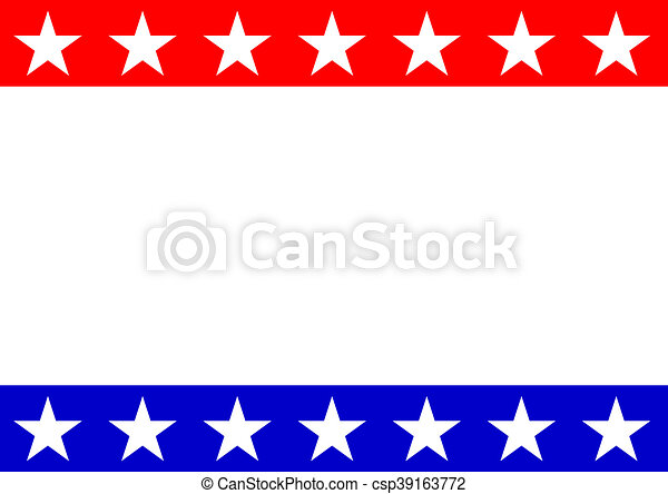 American Frame - csp39163772