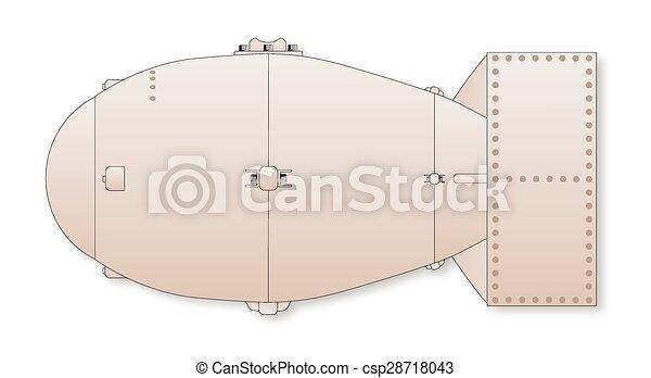 Atomic Bomb - csp28718043