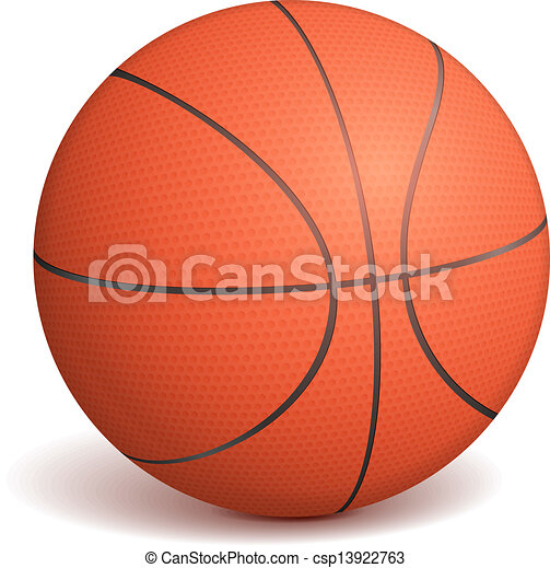 Basketball Ball - csp13922763