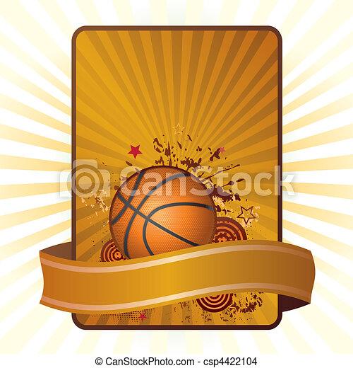 basketball - csp4422104