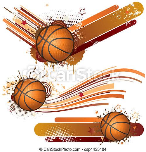basketball - csp4435484