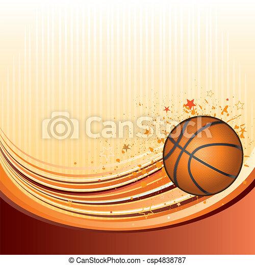 basketball - csp4838787
