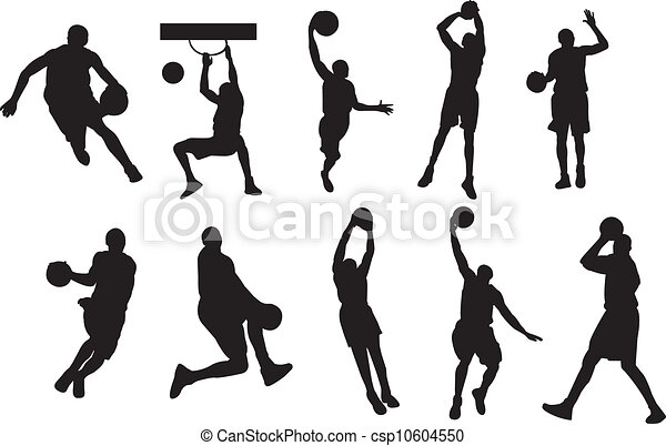 basketball player - csp10604550