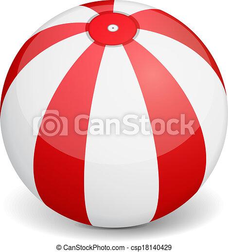 Beach Ball - csp18140429