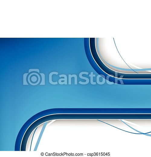 Blue Background with copyspace - csp3615045