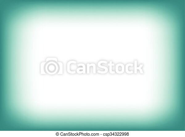 Blue Green blur Copyspace Background - csp34322998