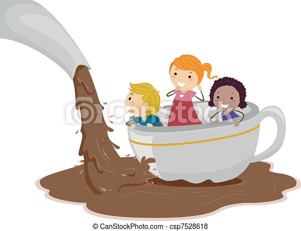 Chocolate Pond - csp7528618