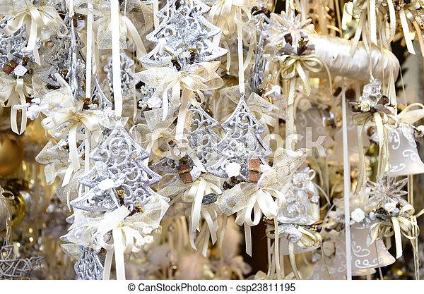 Christmas market - csp23811195