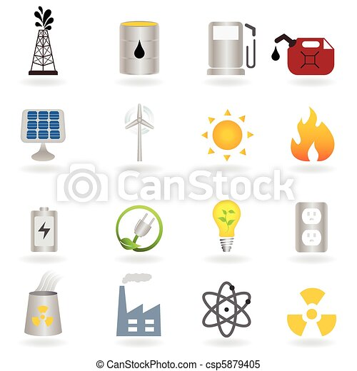 Clean alternative energy and environment - csp5879405
