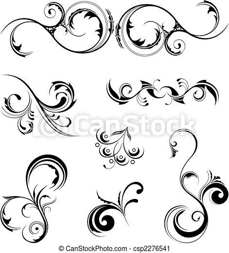 Design Elements - csp2276541