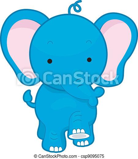 Elephant - csp9095075