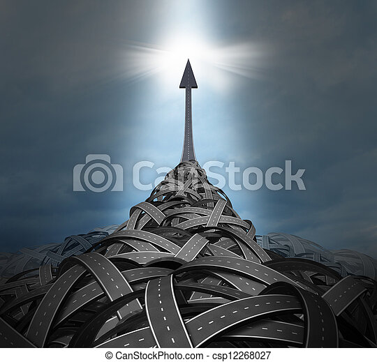 Emerging Leadership - csp12268027