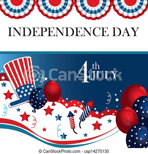 fourth the july - csp14270130