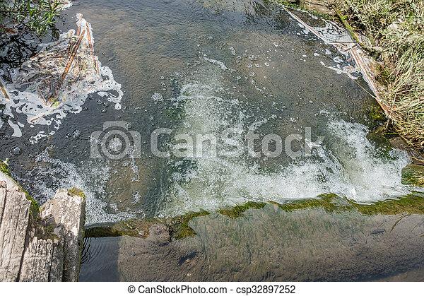 Freshwater Stream 2 - csp32897252