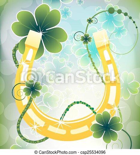 Golden Horseshoe - csp25534096