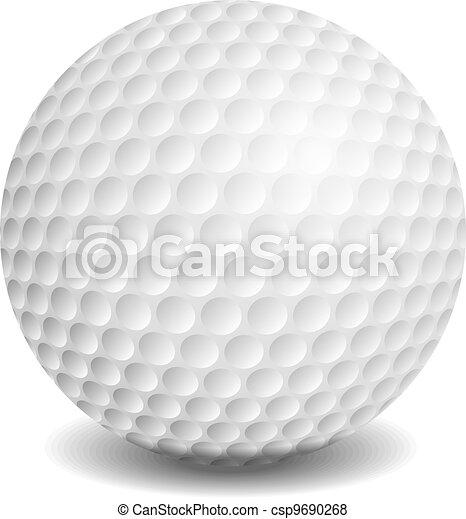 Golf ball - csp9690268