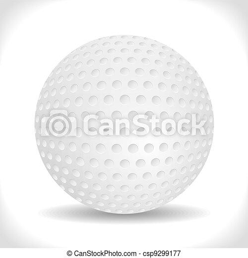 Golf ball - csp9299177