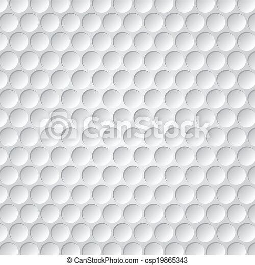 golf ball texture - csp19865343
