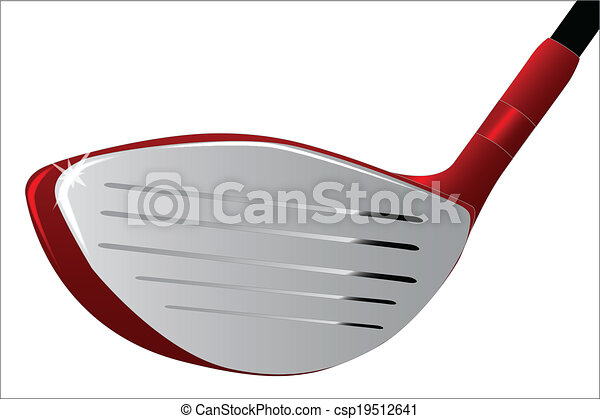 Golf Club - csp19512641