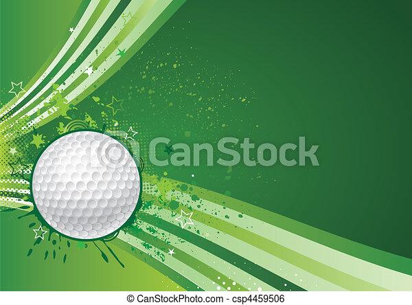 golf sport - csp4459506