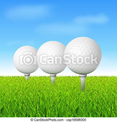 golf - csp16598300