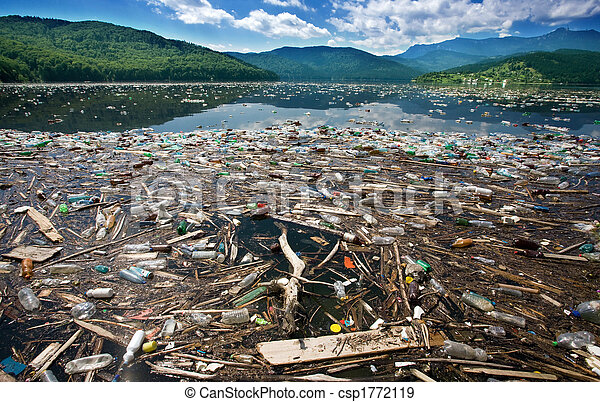 heavy pollution - csp1772119