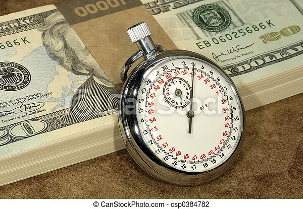 Hourly Wages - csp0384782