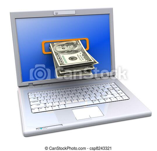 internet banking - csp8243321