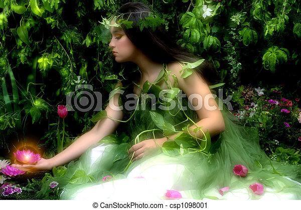 Mother Nature - csp1098001