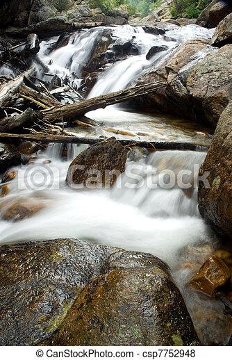 Mountain stream #2 - csp7752948