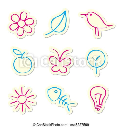 Nature Icons - csp8337599