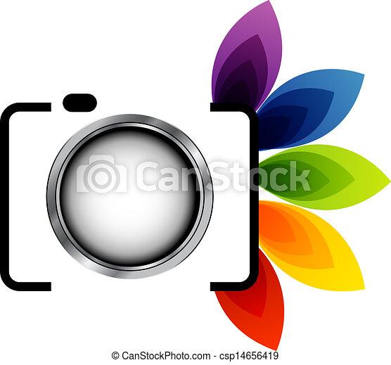 Photography logo - csp14656419