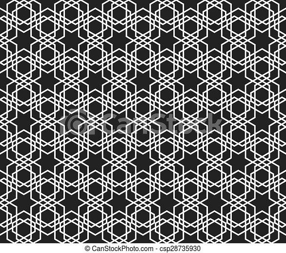 Seamless pattern - csp28735930