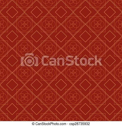 Seamless pattern - csp28735932