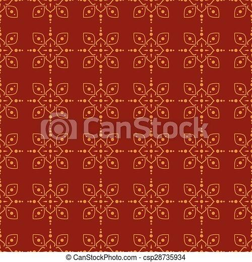 Seamless pattern - csp28735934