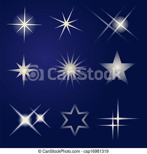 Set of bright stars - csp16981319
