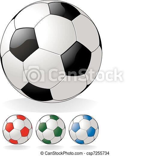 Soccer ball - csp7255734