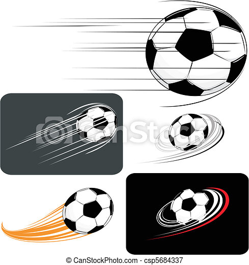 soccer clipart - csp5684337