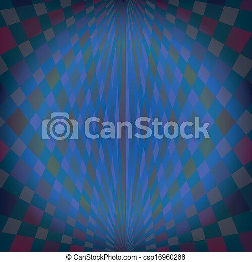 Spectrum geometric backgroun - csp16960288