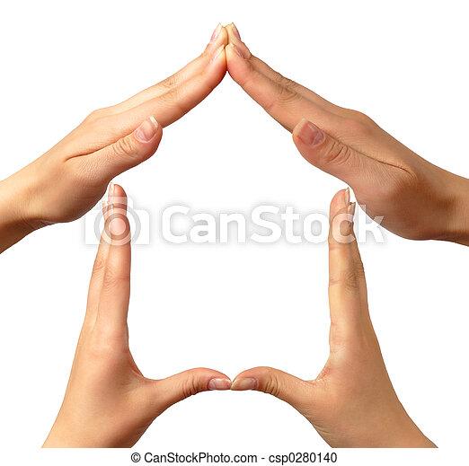 Symbol home - csp0280140