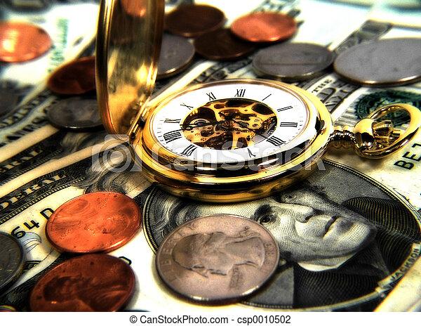 Time is Money - csp0010502