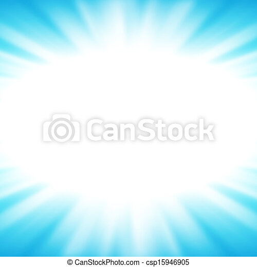 Vector abstract background with flare - csp15946905