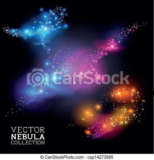 Vector Nebula Collection - csp14273565