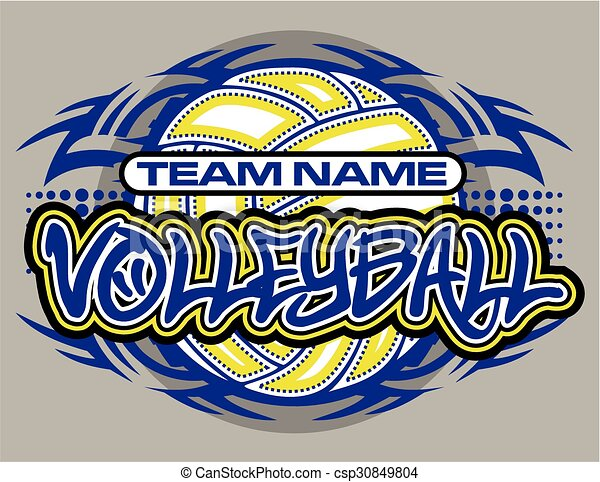 volleyball - csp30849804