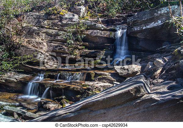 Waterfall Stream #2 - csp42629934